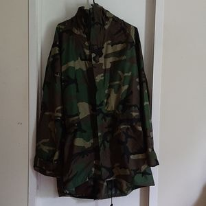 Parka without Liner